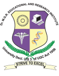 Dr MGR Educational and Research Institute University, Chennai